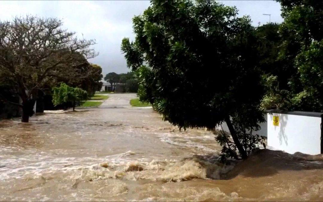 Flooding report
